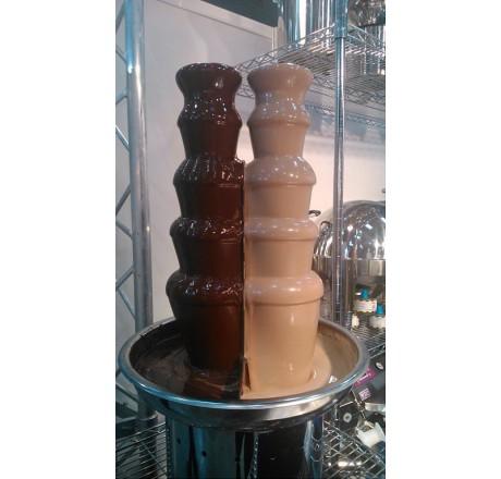 Fontanna czekoladowa Choco Double + GRATISY!