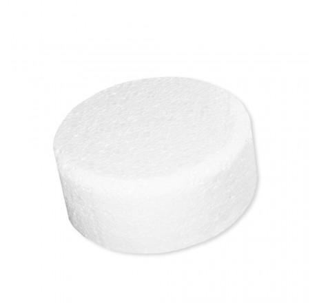 Styropian do tortów 22 cm atrapa