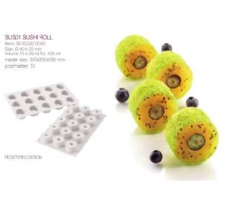 Forma silikonowa SUSHI ROLL 36.162.87.0065 Silikomart