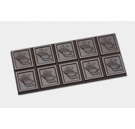 Forma do tabliczki czekolady 185 mm HB-9014-S