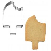 Foremka do wykrawania ciastek LODY NA PATYKU Birkmann