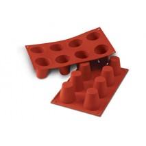 Forma silikonowa SF022 SMALL MUFFIN małe muffinki 11 szt. 30.022.00.0060 Silikomart