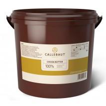 3kg Masło kakaowe dropsy Callebaut 01-BC-NDB-HDO