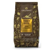 0,8kg CHOCO BASE Baza do lodów Ciemna czekolada MXD-ICE10SF-X27 Callebaut