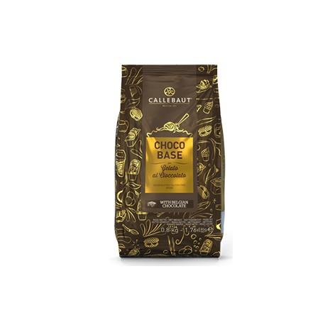 0,8 kg Mieszanka Choco Base Al Late  MXM-ICE25-V99 Callebaut