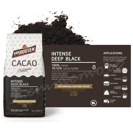 1 kg Kakao EXTRA BRUT 22-24% - CACAO BARRY / CALLEBAUT DCP-22SP-760