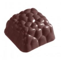 Forma do pralin Fantazyjny Kwadrat 1141CW Chocolate World