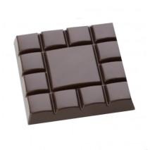 Forma do tabliczek czekolady 6x100g HB-9092-S Hansbrunner