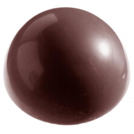 Forma do pralin Kula śr. 30mm 1217CW Chocolate World