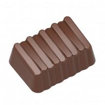 Forma do pralin Schodki 1646CW Chocolate World