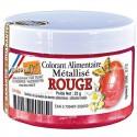 25 g CH154 Barwnik Metalizowany Czerwony ROUGE Deco Relief