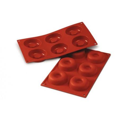 SF012 Forma silikonowa BIG SAVARIN do pączków Silikomart