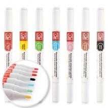 Markery spożywcze PERŁOWE zestaw 7 kolorów (7 szt) 23214 Modecor