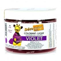 100 g CH50 Barwnik w proszku do Czekolady FIOLETOWY VIOLET Deco Relief
