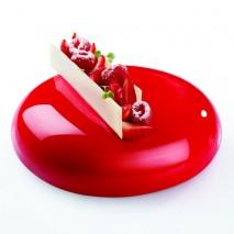 KE014 Forma silikonowa PETAL do nowoczesnych deserów Pavoni
