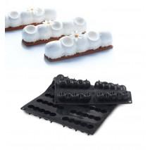 PX4352 Forma silikonowa PELOTA 14 x 90ml Pavoni Antonio Bachour
