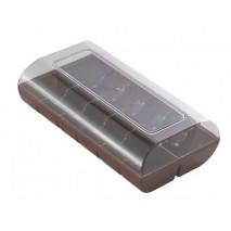 MCR01 Pudełko plastikowe na makaroniki Silikomart