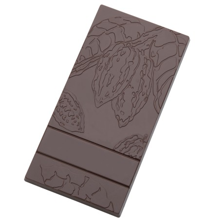 Forma do TABLICZEK CZEKOLADY strąk kakaowca HB-9110-S Hans Brunner