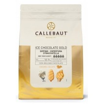 2,5kg ICE CHOCOLATE GOLD 35,9% ICE-42-GOLD-552 Karmelowa czekolada do lodów Callebaut