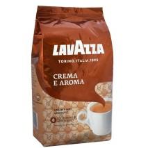 1kg Kawa ziarnista CREME E AROMA 40% Arabica 60% Robusta Lavazza