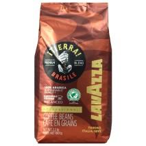1kg Kawa ziarnista TIERRA BRASILE Premium Blend 100% Arabica Lavazza