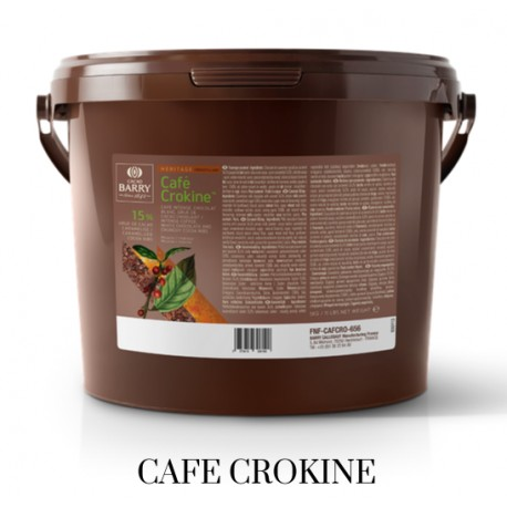 5kg FNF-CAFCRO-656 Cafe Crokine Nadzienie MOKKA Cacao Barry