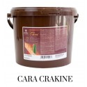 5kg FNF-CARACR-E4-656 Cara Crakine Chrupiące nadzienie KARMELOWE Cacao Barry