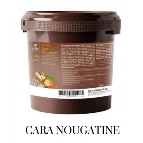 5kg FNF-CARNOUG-E4-656 Cara Nougatine Nadzienie KARMELOWE z migdałami Cacao Barry