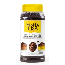 450g Drobna Posypka KAWAŁKI BEZY W GORZKIEJ CZEKOLADZIE CHD-GL-6159-EX-999 Mona Lisa