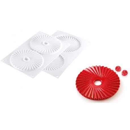 Forma silikonowa PLISSE 100 36.311.87.0065 Silikomart
