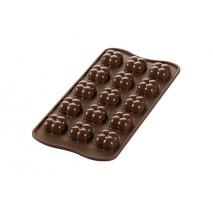 Forma silikonowa CHOCO GAME 3D SCG 51 22.151.770165 Silikomart