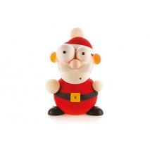 Modułowa Forma do czekolady Święty Mikołaj KIT SANTA 7.104.99.0065 Silikomart