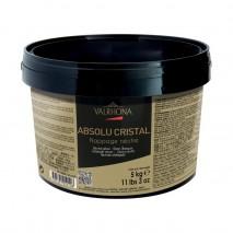 5kg Glazura neutralna ABSOLU CRISTAL NAPPAGE NEUTRE V5010 Valrhona