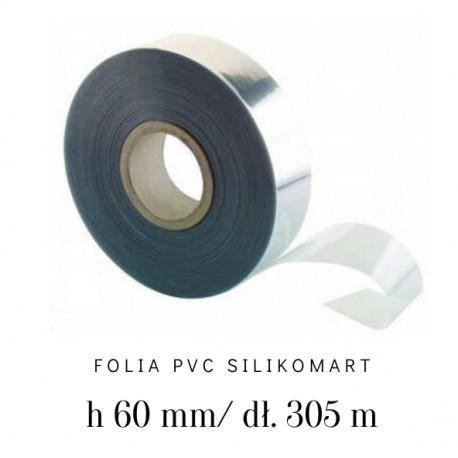Folia rantowa bez nadruku PVC ROLL H60 mm/305 m 73.478.86.0001 Silikomart