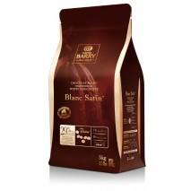 5kg Czekolada BIAŁA BLANC SATIN 29% CHW-Q29SATI-E4-U72 Cacao Barry