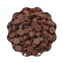 10kg FAT-BASED COATING DROPS MILK drobne dropsy z MLECZNEJ czekolady (polewa niewymagająca temperowania) Dawn