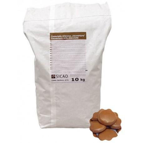 10kg Czekolada MLECZNA CHM-T92941-575 SICAO 33% Barry Callebaut