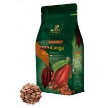 5kg Czekolada MLECZNA Purete ALUNGA 41% CHM-Q41ALUN-E4-U72 Cacao Barry