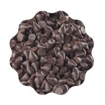 10kg FAT-BASED COATING DROPS DARK drobne dropsy z CIEMNEJ czekolady (polewa niewymagająca temperowania) Dawn
