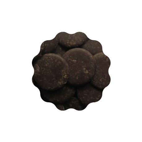 12,5kg NON TEMP DARK Surogat czekoladowy/polewa czekoladowa CIEMNA Bakels