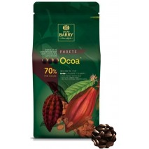 5kg Czekolada CIEMNA/DESEROWA 70% Purete OCOA CHD-N70-OCOA-E4-U72 Cacao Barry
