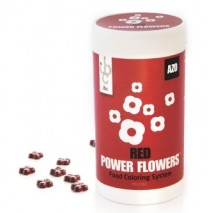 50g Barwnik CZERWONY do CZEKOLADY Power Flower Red CLR-19430-999 Monalisa
