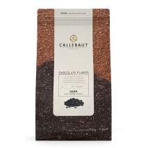 5kg Dekoracja czekoladowa CHOCOLATE FLAKES DARK LARGE 2.7-6.5 mm SPLIT-9-D-E4-U72 Callebaut