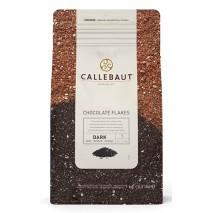 1kg Dekoracja czekoladowa CHOCOLATE FLAKES DARK SMALL 1,5-2.7 mm SPLIT-4-D-E1-U68 Callebaut