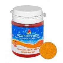 25g Barwnik POMARAŃCZOWY spożywczy w PROSZKU WS-P-008 Food Colours
