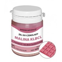 35g Barwnik naturalny MALINOWY do Czekolady CHOCO-070 KLBCL Food Colours