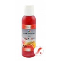 135 ml Barwnik PERŁOWY CZERWONY w płynie do AEROGRAFU WS-LP-04 Foodcolours