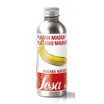50g Aromat NATURALNY BANANOWY 46010064 Sosa