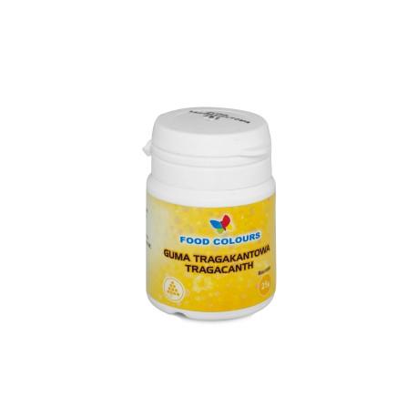 25g GUMA TRAGAKANTOWA (E413) guma pochodzenia roślinnego K-140 Food Colours