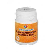 25g GUMA KSANTANOWA (E415) guma pochodzenia mikrobiologicznego K-160 Food Colours